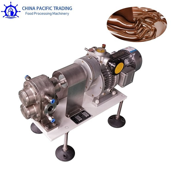 Pictures of Chocolate Delivery Pump