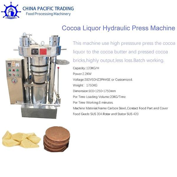 Cocoa Powder Making Machine