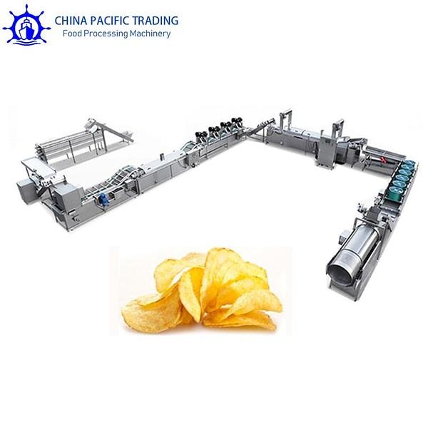 Potato Chips Production Line