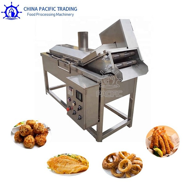 Burger Frying Machine Deep Frying Machine Electric Frying Machine Product Images