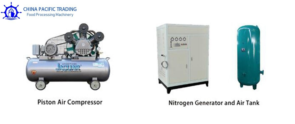 Related Air Compressor and Nitrogen Generator