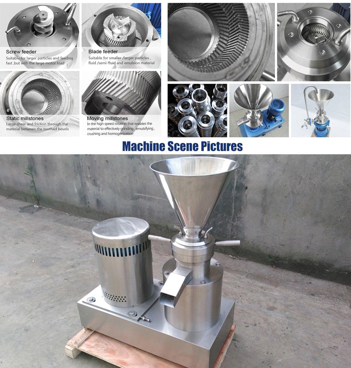 Colliod Mill Machine Description