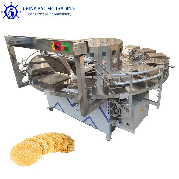 Pictures of Pizzelle Making Machine