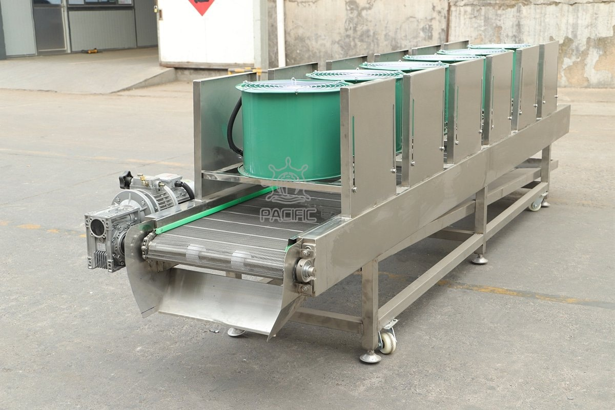 Air Drying Machine Product Description Images