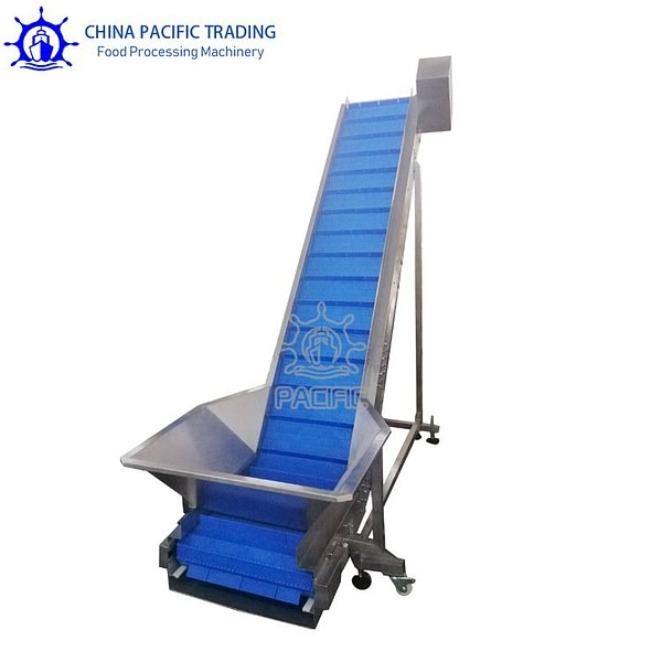 Pictures of PVC Belt Lifting Machine