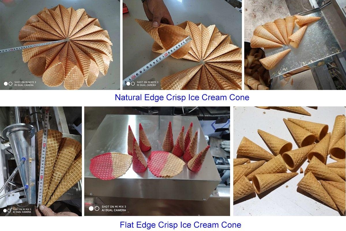 Ice Cream Sugar Cone Sample Pictures