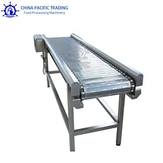 Pictures of Chian Plate Flat Conveyor Belt