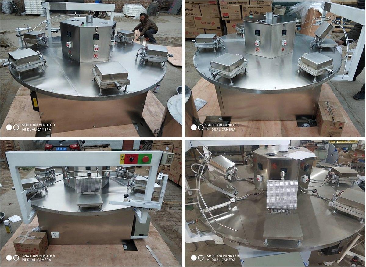 DTJ-6 Electric Heating Ice Cream Cone Making Machine