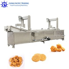 Pictures of Burger Frying Machine Deep Frying Machine Electric Frying Machine