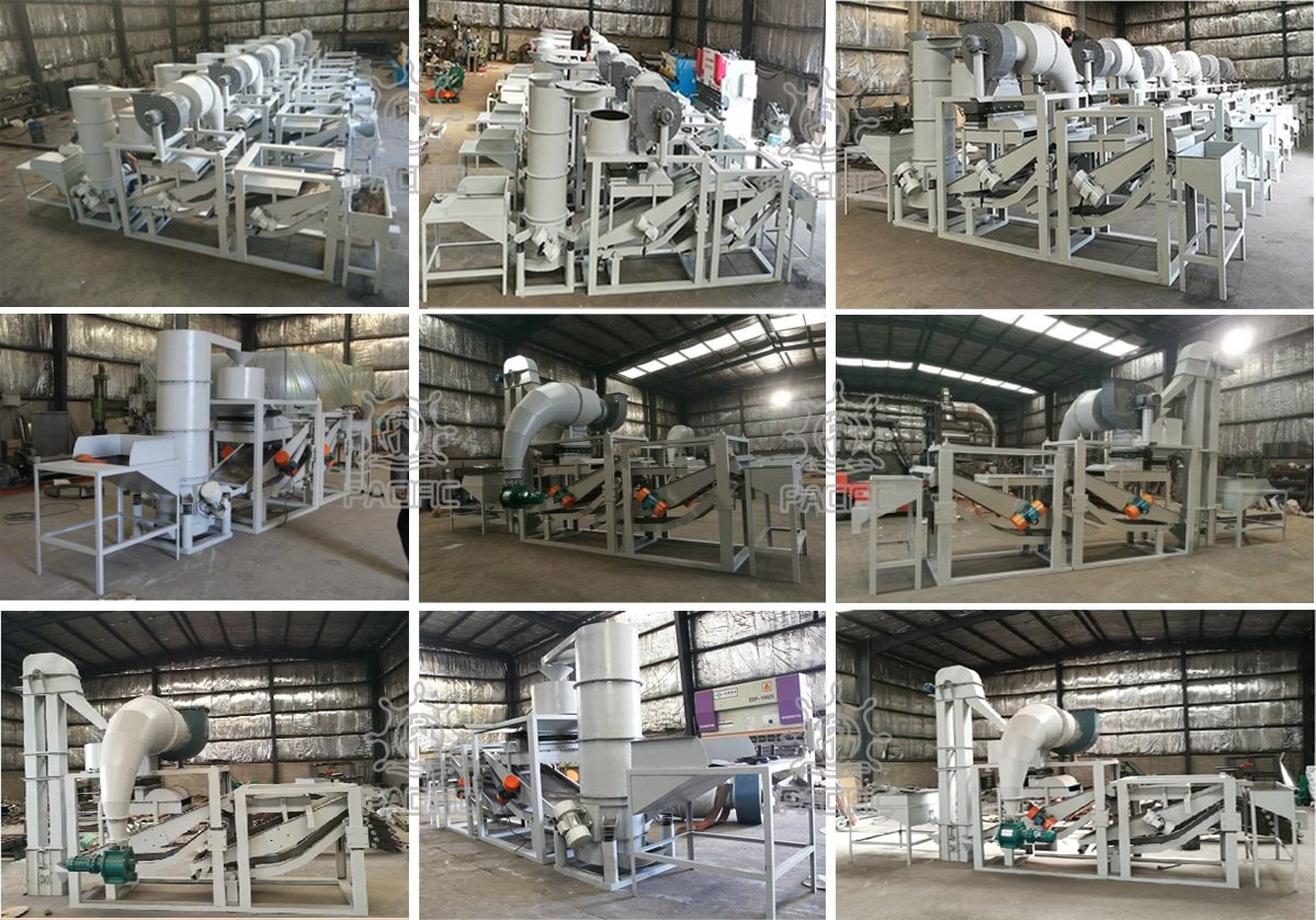 Pictures of Our Machine Production Workshop