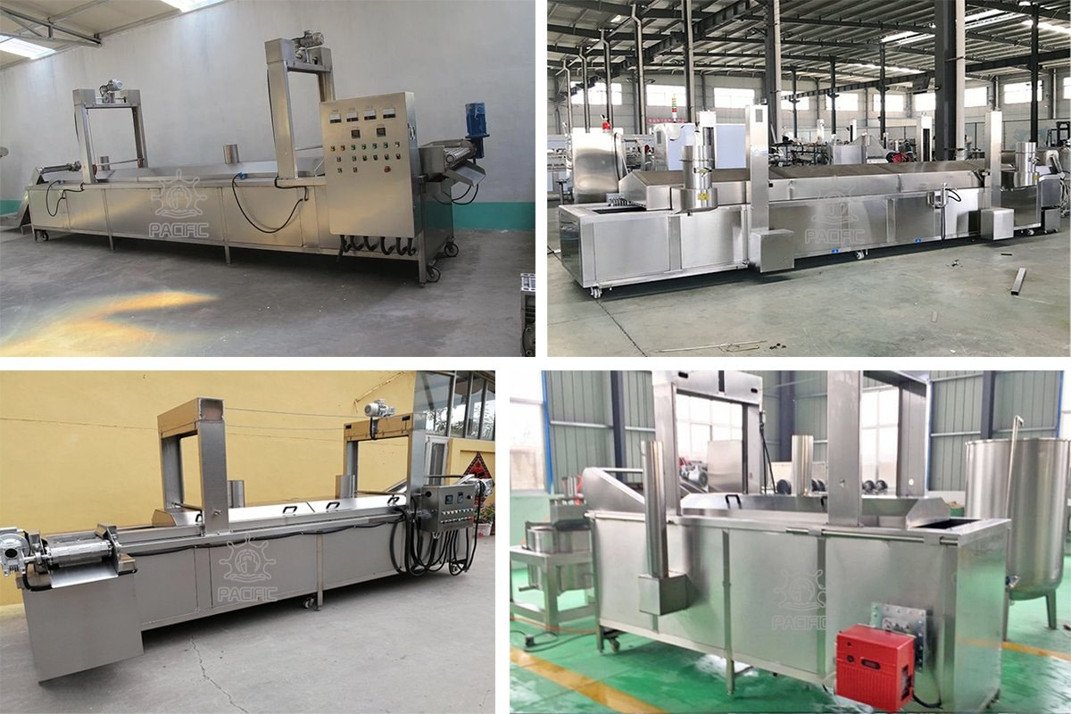 Burger Frying Machine Deep Frying Machine Electric Frying Machine Product Decription