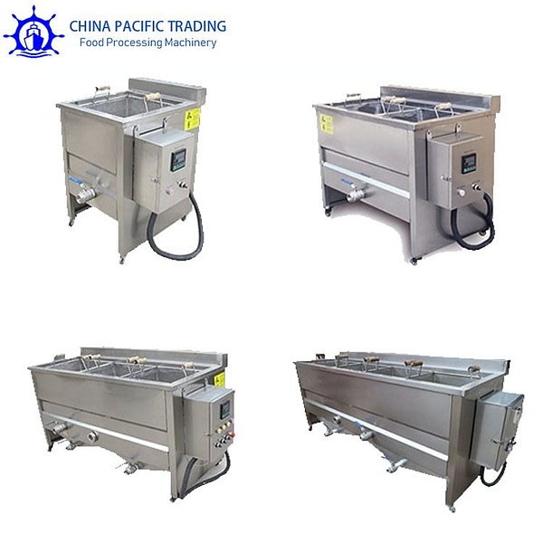 Manual Deep Fryer Product Images