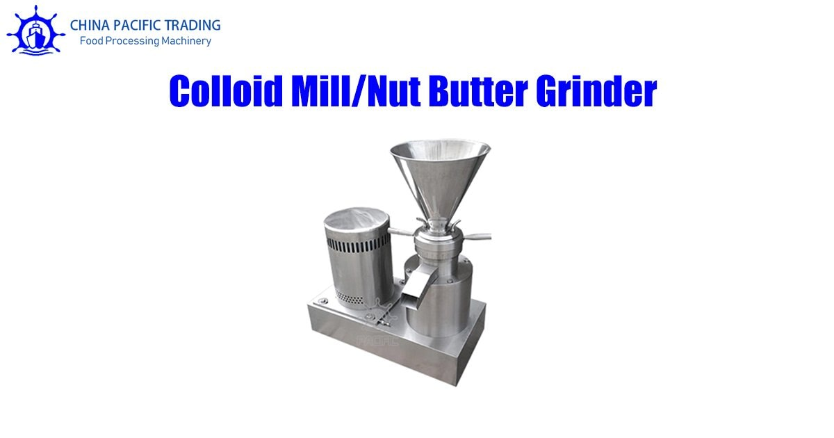 Related Colloid Mill