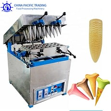 Pictures of Ice Cream Wafer Cone Machine