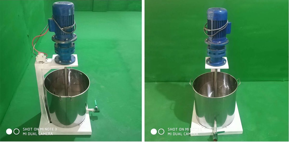 Pictures of Batter Mixer