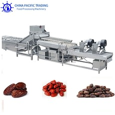 Vegetable Washing and Drying Machine Product Images