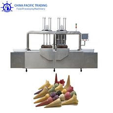 Pictures of Wafer Cone Making Machine