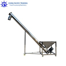 Pictures of Screw Powder Lifting Machine