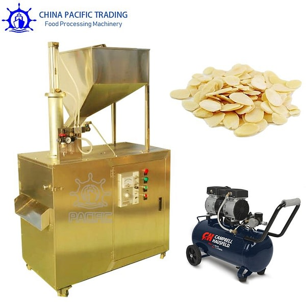 Pictures of Almond Slicer Machine