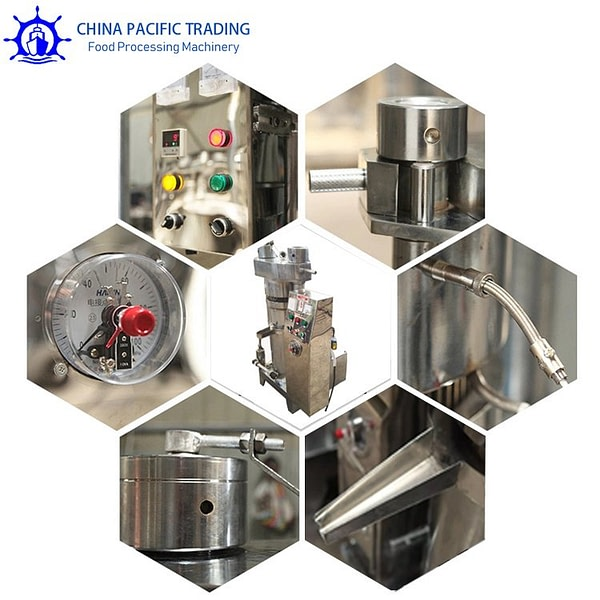 Pictures of Hydraulic Oil Press Machine