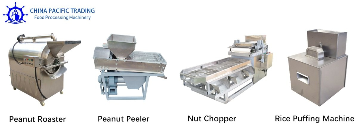 Peanut Chikki Production Line Related Machine